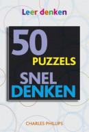 Snel denken in 50 puzzels