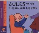 Dag Jules! Jules en opa fietsen naar het park