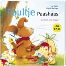 Paultje Paashaas, flapjesboek met stevige kartonnen pagina's