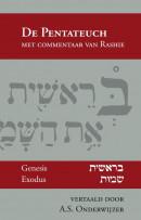 De Pentateuch met comentaar van Rashie - deel 1 Genesis & Exodus