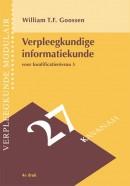 Verpleegkunde modulair Verpleegkundige informatiekunde