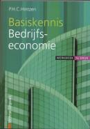 Basiskennis Bedrijfseconomie Werkboek