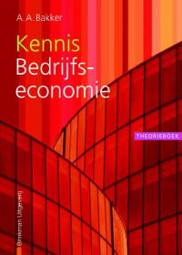 Kennis Bedrijfseconomie