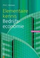 Elementaire kennis Bedrijfseconomie, opgaven