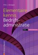 Elementaire kennis Bedrijfsadministratie 1 Theorieboek