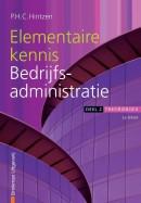 Elementaire kennis Bedrijfsadministratie 2 Theorieboek