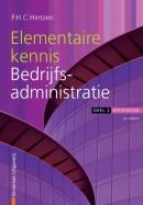 Elementaire kennis Bedrijfsadministratie 2 Werkboek