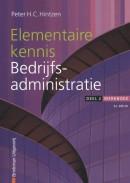 Financiële Beroepen Elementaire kennis Bedrijfsadministratie, deel 2, werkboek