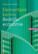 Financiële Beroepen Elementaire kennis Bedrijfseconomie, theorieboek