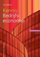 Financiële Beroepen Kennis Bedrijfseconomie, theorieboek