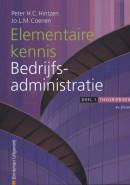 Financieel administratieve beroepen Elementaire kennis Bedrijfsadministratie, deel 1, theorieboek