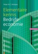 Financieel administratieve beroepen Elementaire kennis Bedrijfseconomie, werkboek