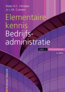 Theorieboek Elementaire kennis bedrijfsadministratie 1