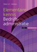 Financieel administratieve beroepen Elementaire kennis Bedrijfsadministratie, deel 2, theorieboek