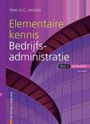 Financieel administratieve beroepen Elementaire kennis Bedrijfsadministratie, deel 2, werkboek