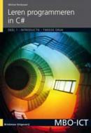 MBO-ICT Programmeren in C#, deel 1