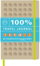 100% travel journal - reisdagboek