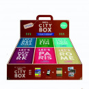 100% stedengids : 100% cityboxen (6 titels, in totaal 12 ex)