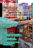 Ondernemendleren voor de Aankomend verkoopmedewerker Assisteren bij ontvangst en verwerking van goederen: de opdrachten