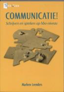 Communicatie! Schrijven en spreken op hbo-niveau