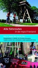 Alle fietsroutes in de regio Friesland
