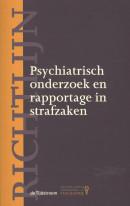 Richtlijn psychiatrisch onderzoek en rapportage in strafzaken