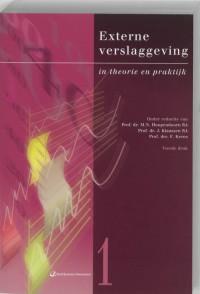 Externe verslaggeving in theorie en praktijk 1