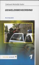 Zakboek Wettelijk Kader geweldsinstructie