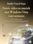 Foto's, video's en muziek met Windows Vista voor senioren