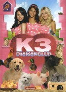 K3 weetjesboek De dierenclub