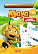 Maya: Educatief boek - spelenderwijs schrijven met potlood
