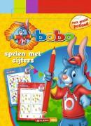 Bobo: Educatief boek - Spelen met cijfers (met potlood)