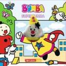 Bumba vingerpopboekje Superbumba!