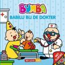 Bumba kartonboek met flapjes - Babilu naar de dokter