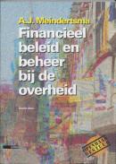 Financieel beleid en beheer bij de overheid