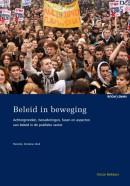 Studieboeken bestuur en beleid Beleid in beweging