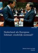 Nederland als Europese lidstaat: eindelijk normaal?