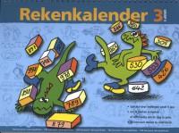 Rekenkalender 3 (voor kinderen uit groep 5)