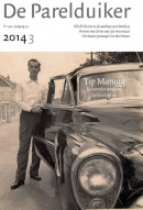 De Parelduiker 2014/3. Tip Marugg, Ida Simons, Herman Gorter, Theo van Doesburg e.a.