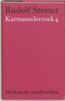 Karmaonderzoek 4 (Werken en voordrachten)