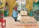 Carl Larsson's familie, huis en tuin