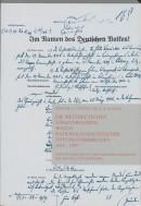 Die Westdeutschen Strafverfahren wegen Nationalsozialistischer Totungsverbrechen 1945-1997