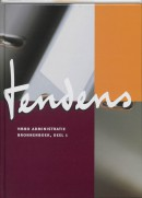 Tendens Administratie 1 Bronnenboek