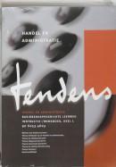 Tendens HA basis 1 Instructie-/werkboek