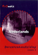DOCENTENHANDLEIDING NEDERLANDS LEZEN 3