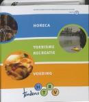 Tendens HTRV leerjaar 3, map met werkboeken