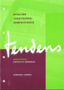 Tendens Administratie GL - Afdeling Crediteurenadministratie