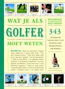 Wat je als golfer moet weten