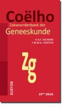 Coëlho Zakwoordenboek der Geneeskunde / druk 29