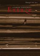 Extaze 8 2013-4 Literair tijdschrift. De biograaf